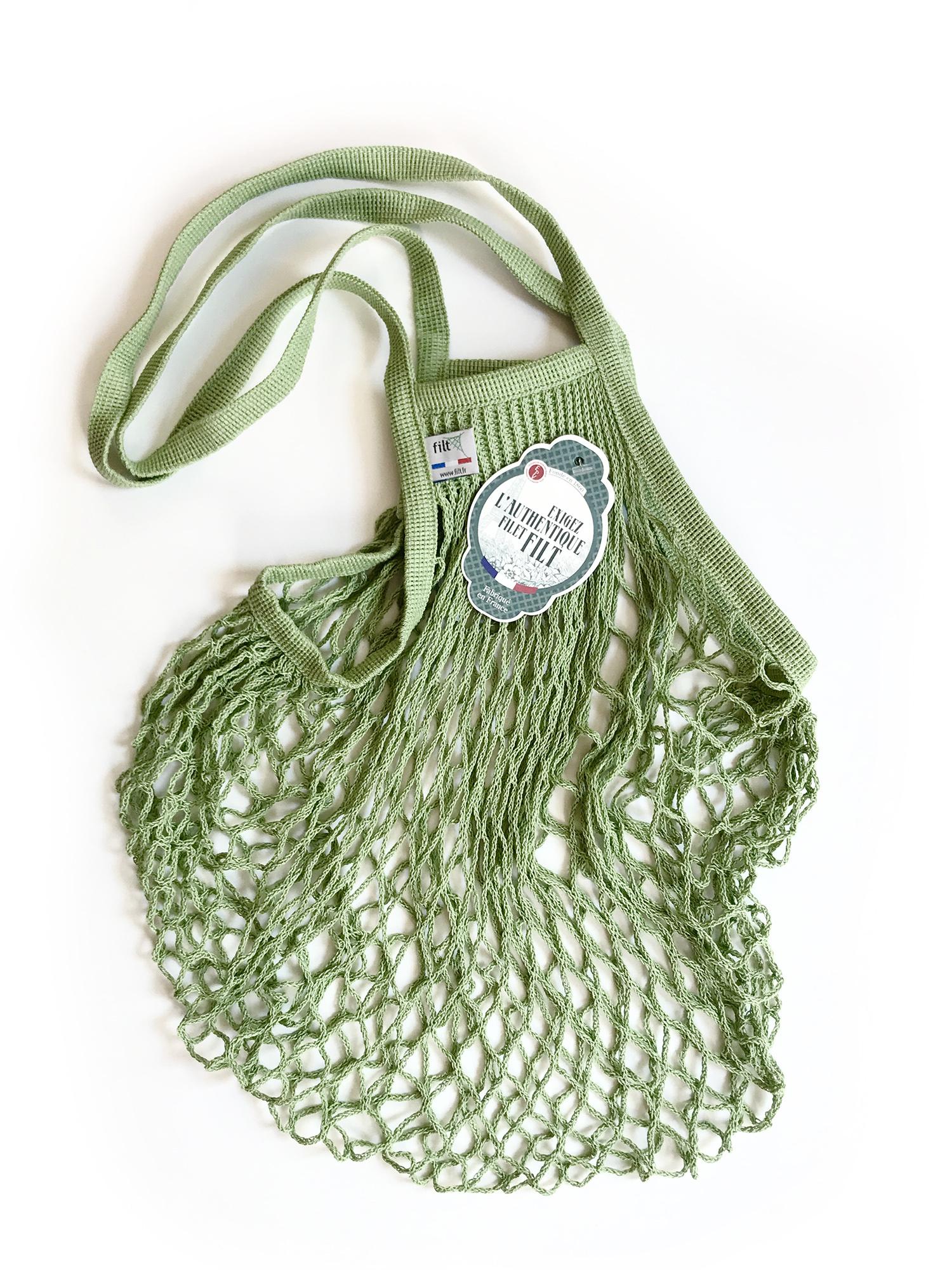 Filt Cotton Net French Bag-5