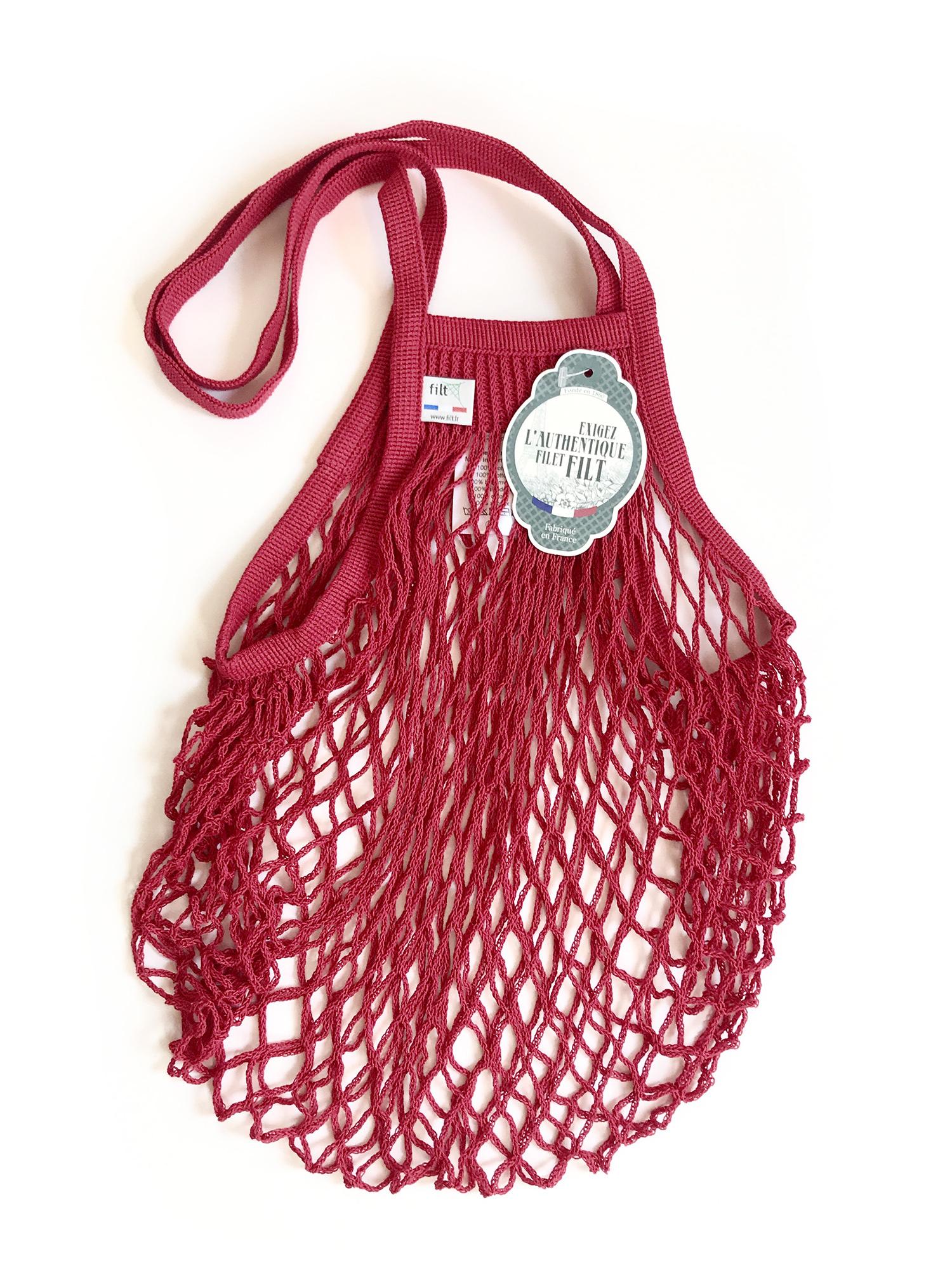 Filt Cotton Net French Bag-6