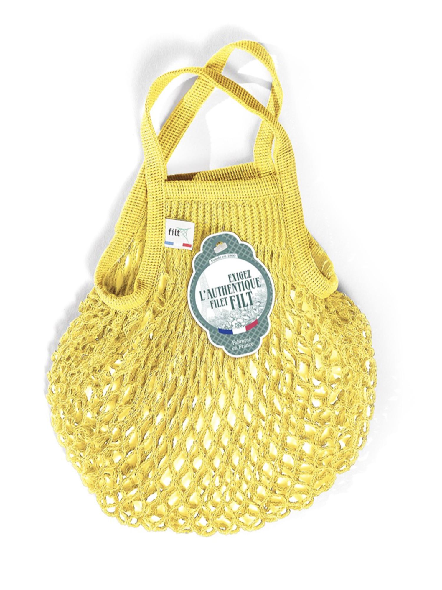 Filt Cotton Net French Bag-3