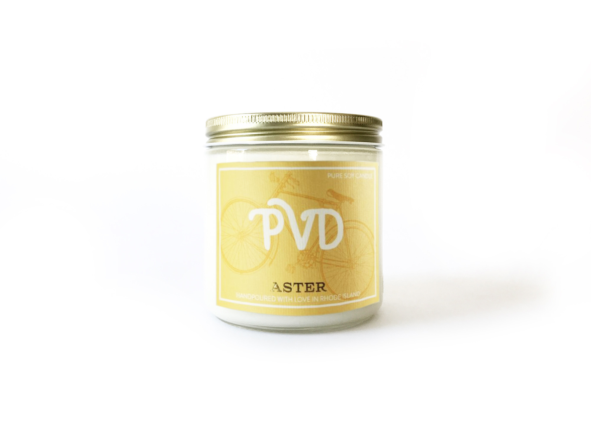 Aster Candle Glass Jars-1