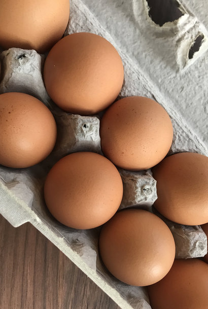 Pat's Pastured Chicken Eggs