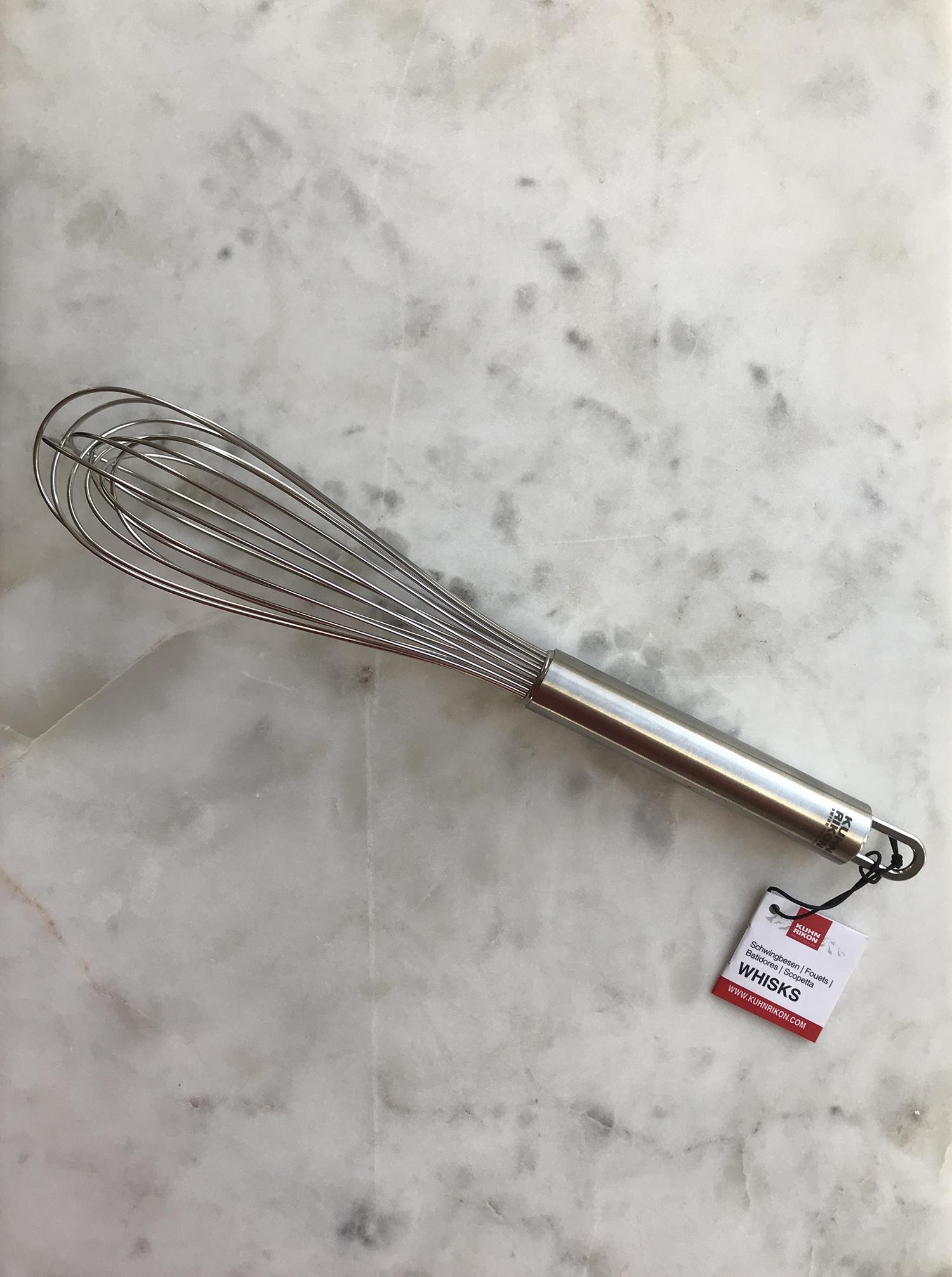"Kuhn Rikon French Stainless Steel Whisk, 10""-1"