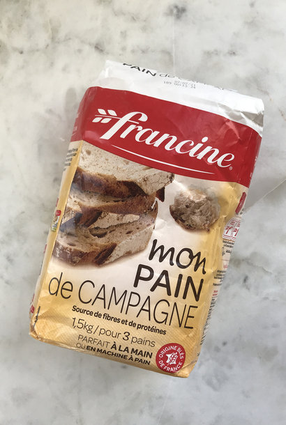Francine Flour for Country Bread, 3.3 lbs.