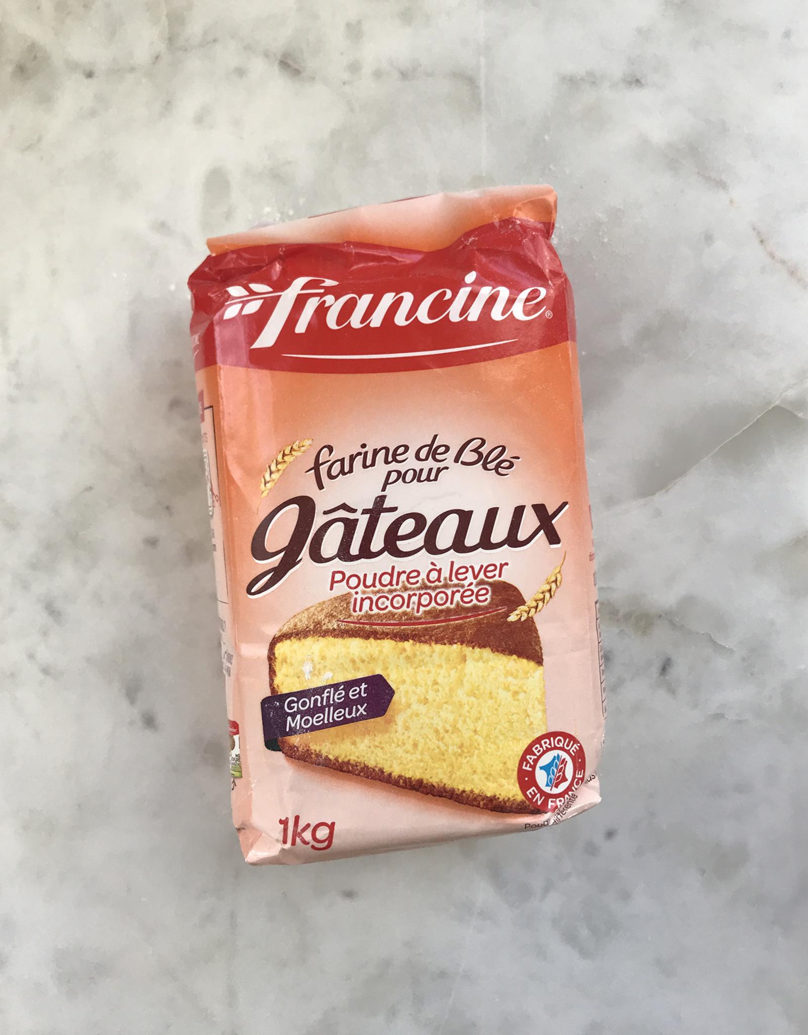 Francine Francine Flour for Cakes, 2.2 lbs.