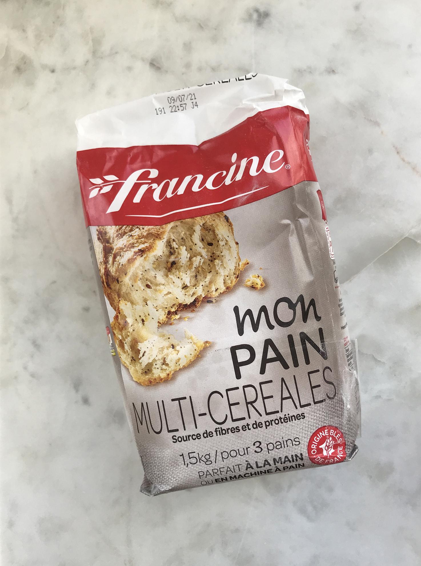 Francine Flour for Multigrain Bread, 3.3 lbs.-1