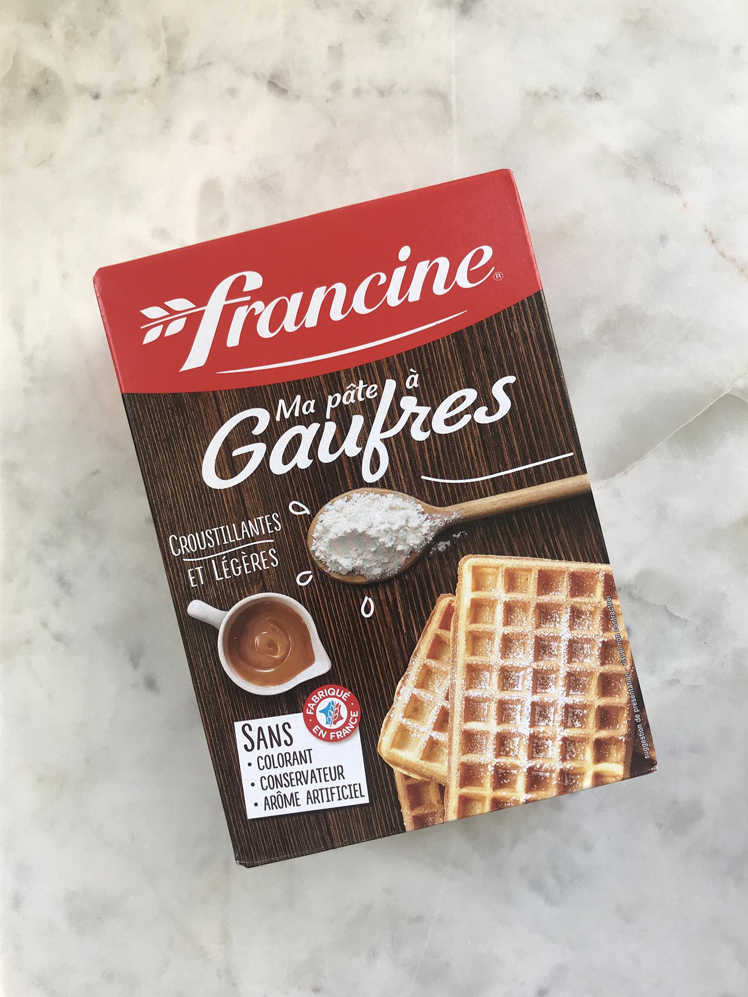 Francine Waffle Mix, 12.4 oz.-1