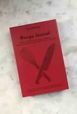 Moleskin Moleskine Passion Recipe Journal Red