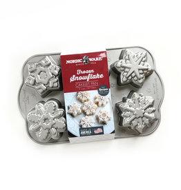 Nordicware Nordicware Frozen Snowflake Cakelet Bundt Pan