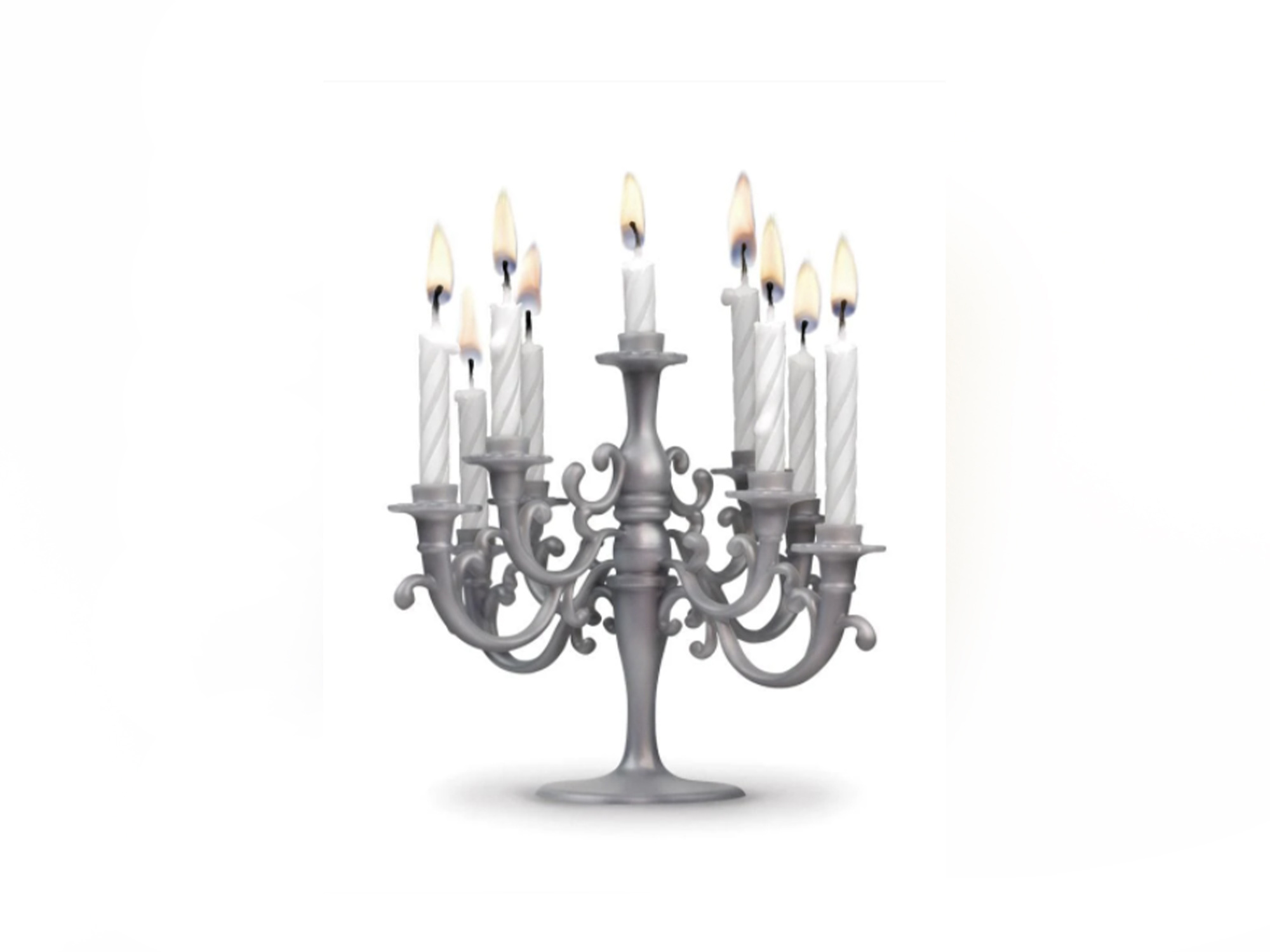 Fred & Friends Party Candles  - Candelabra-2
