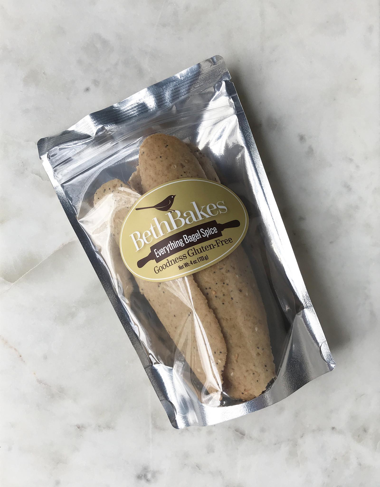 Beth Bakes Beth Bakes Gluten Free Crackers