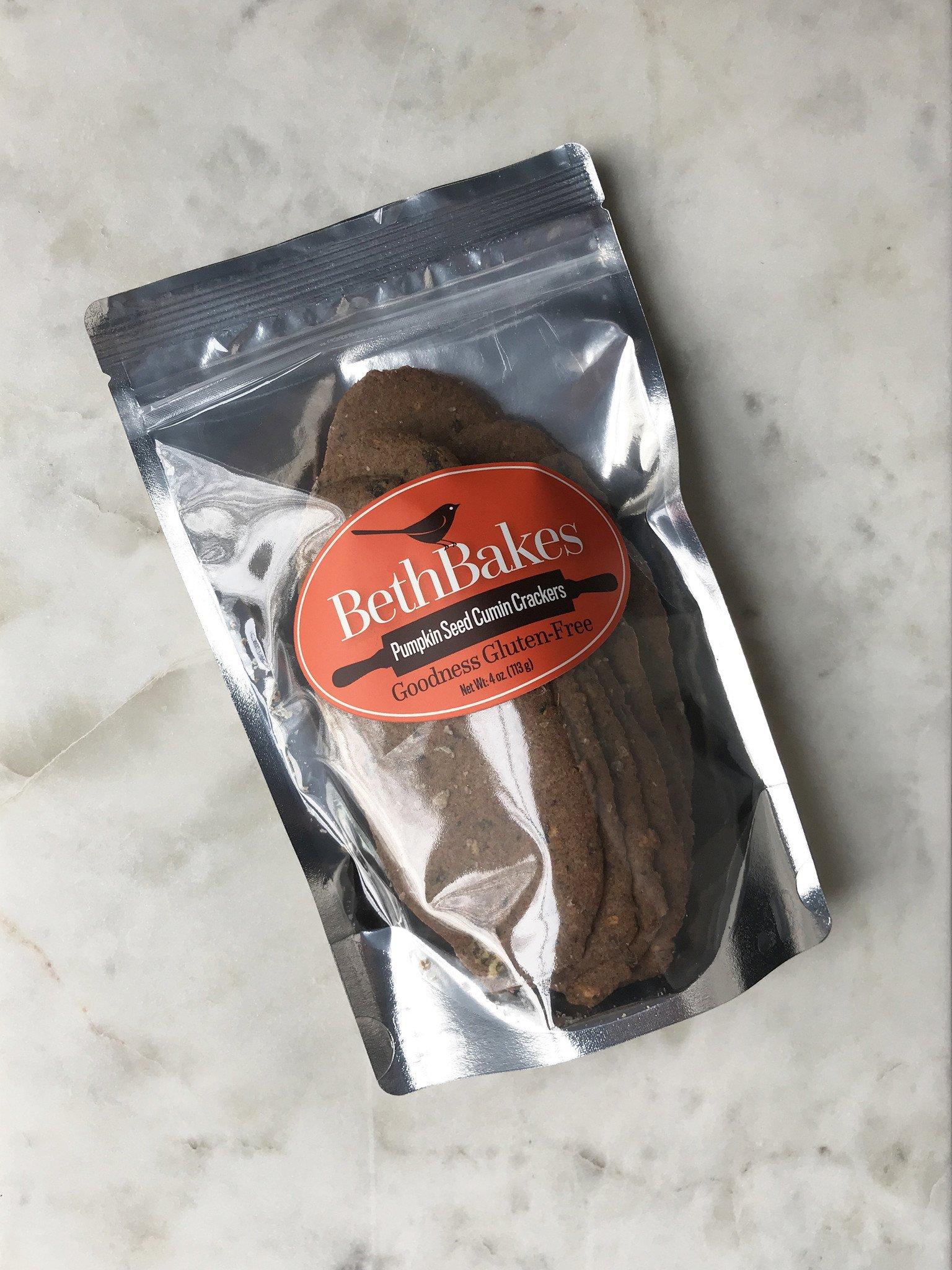 Beth Bakes Gluten Free Crackers-3