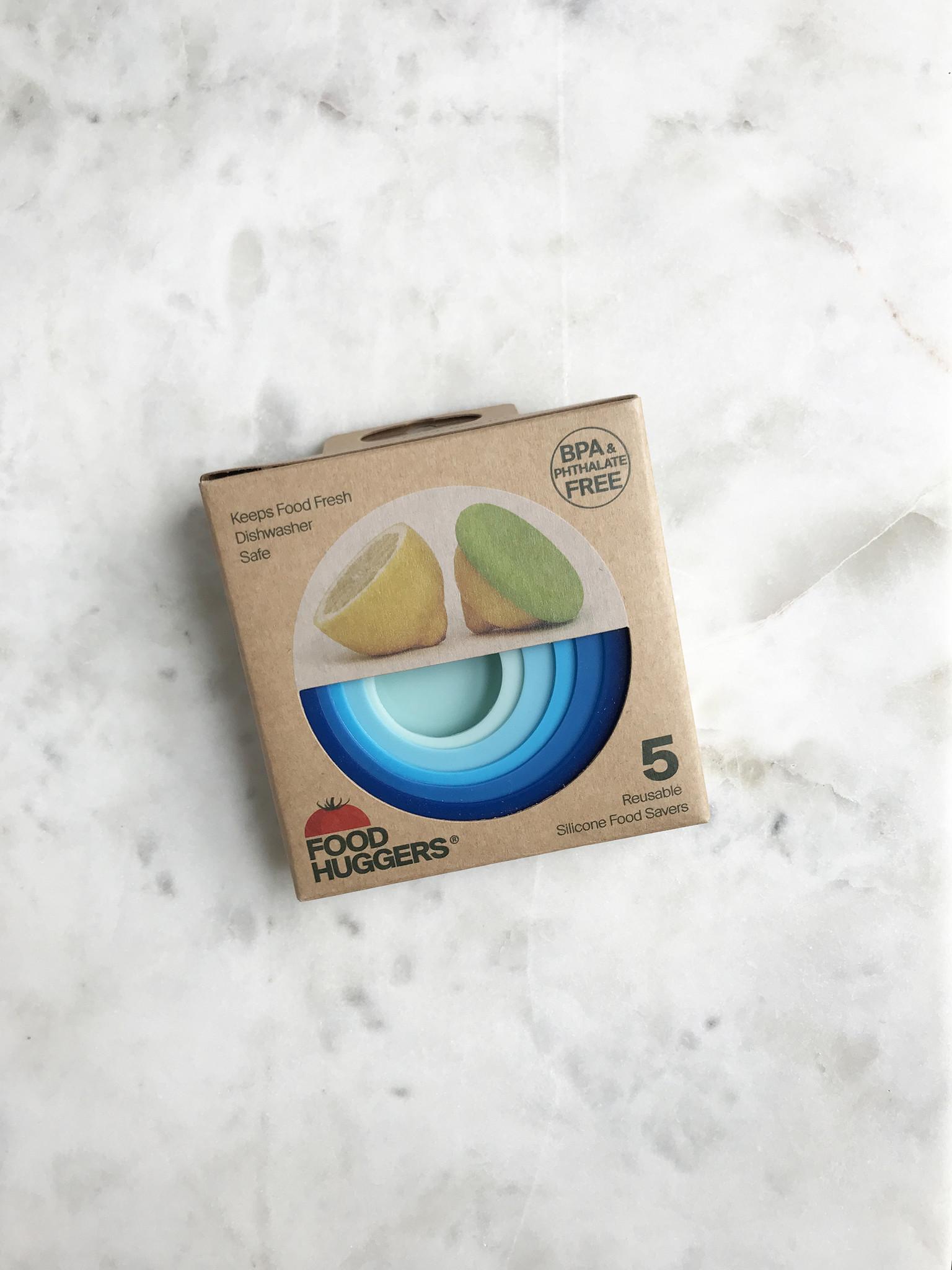 Food Huggers Silicone Food Savers-2