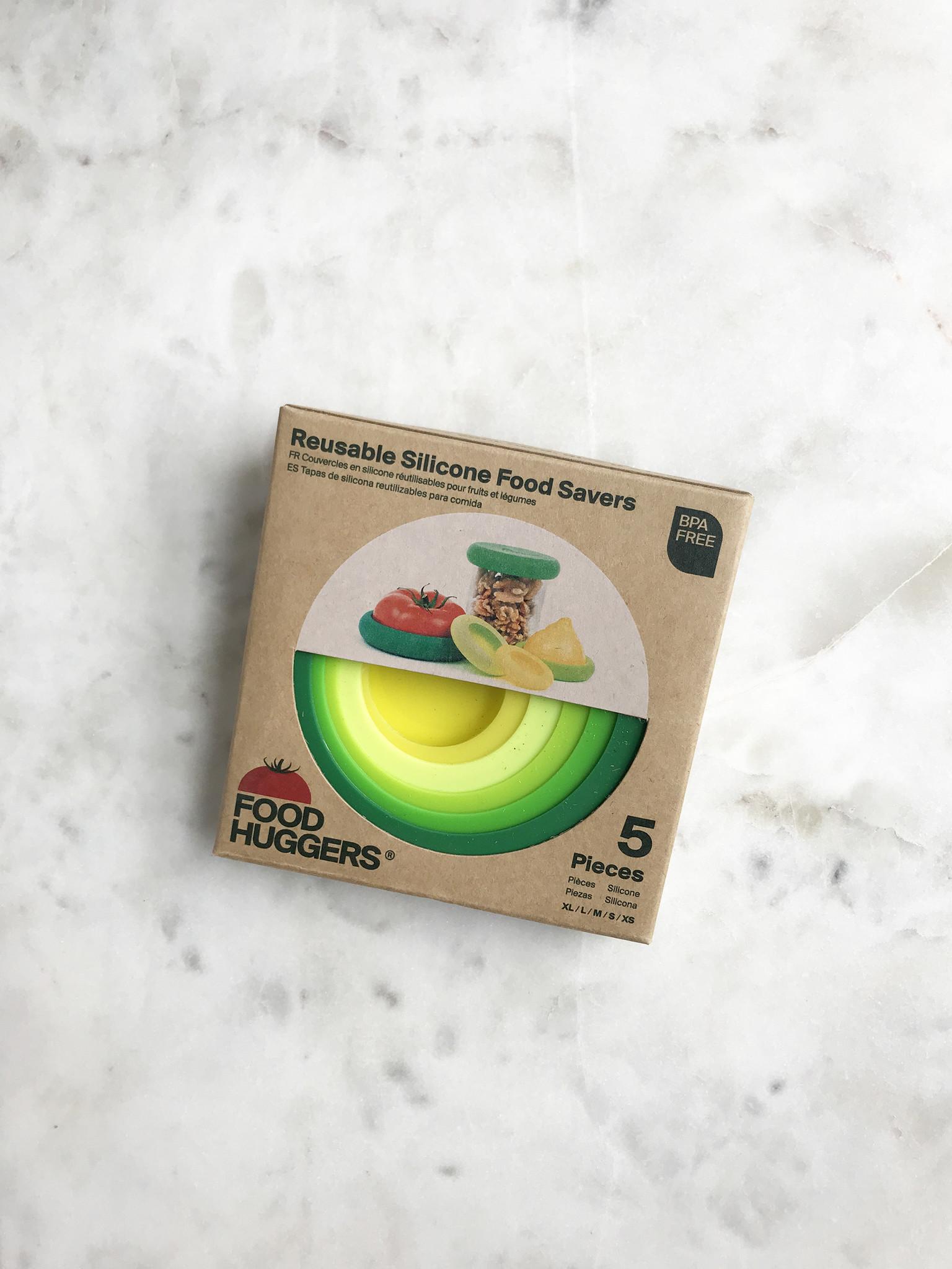 Food Huggers Silicone Food Savers-1