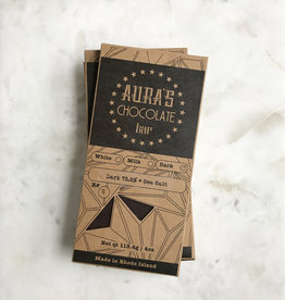 Aura Chocolate Aura's Chocolate Bar, 4oz.