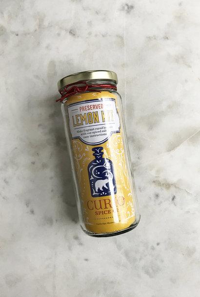 Curio Spice Co. Preserved Lemon Kit