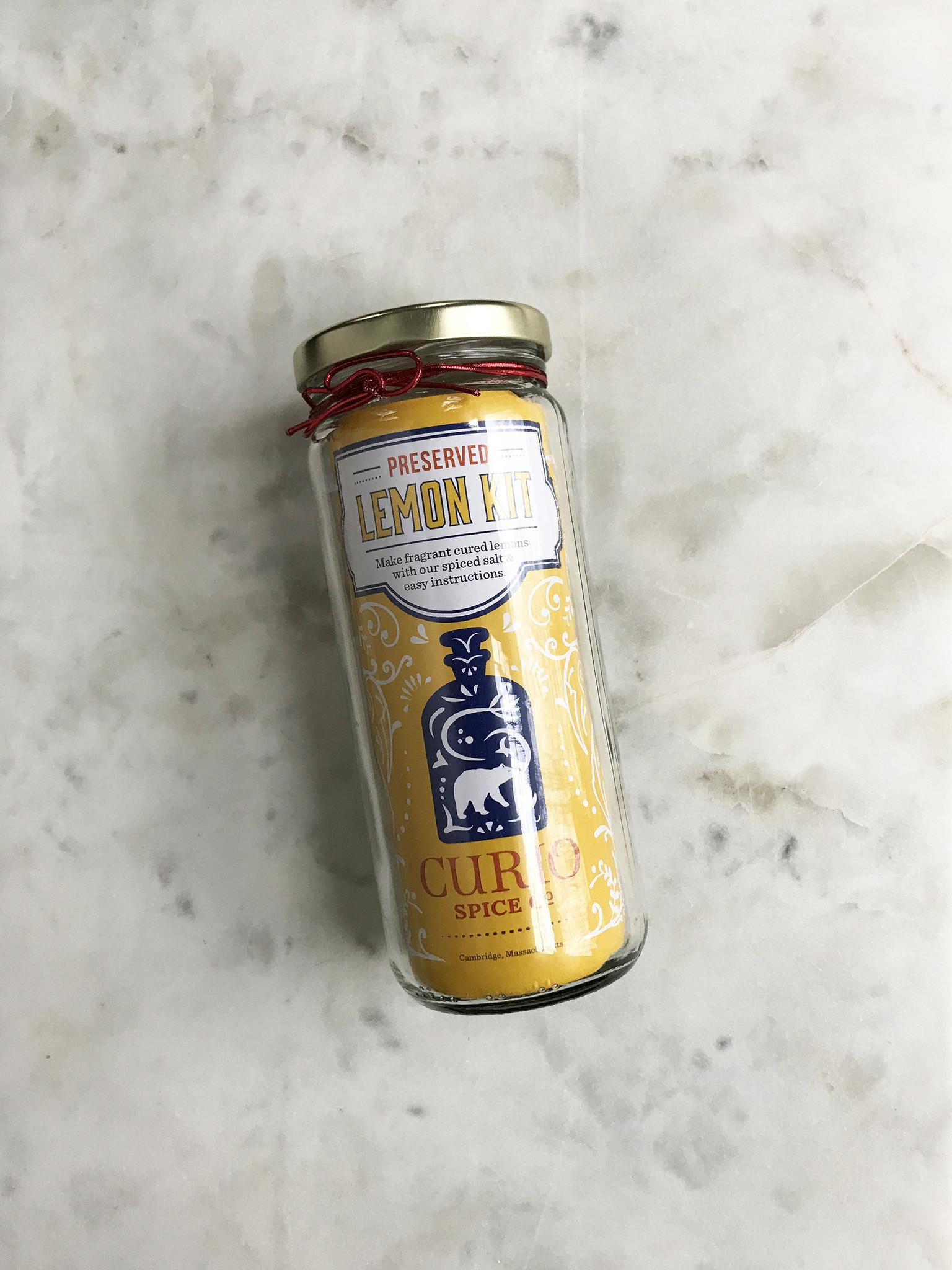 Curio Spice Co. Preserved Lemon Kit-1