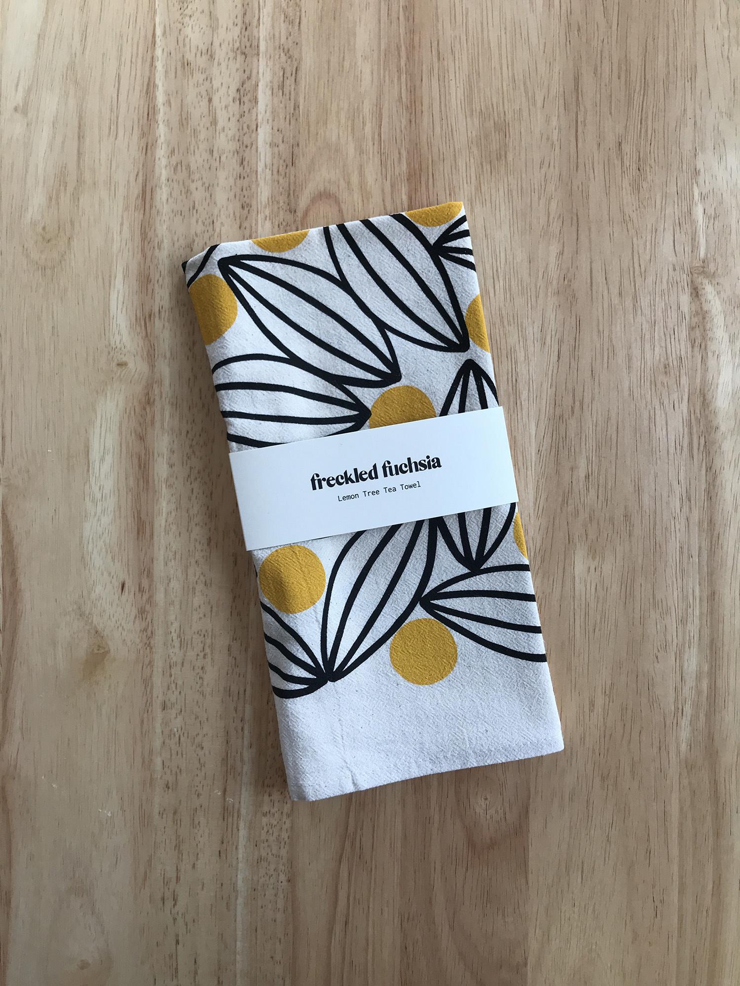 Freckled Fuchsia Tea Towels-5