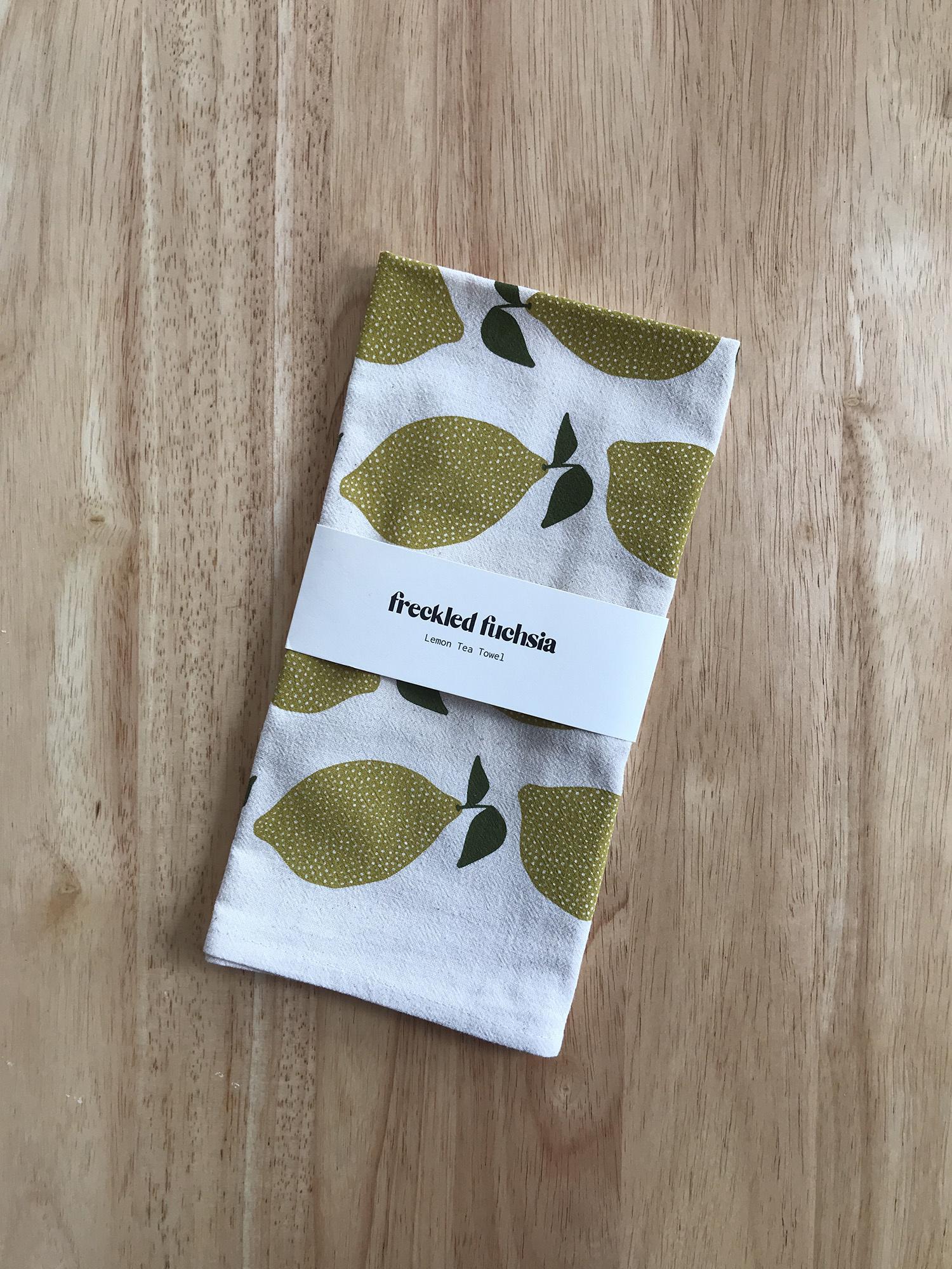Freckled Fuchsia Tea Towels-2