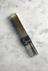ClearChopstics Chopstick Set in Pastel Colors, Set of 5