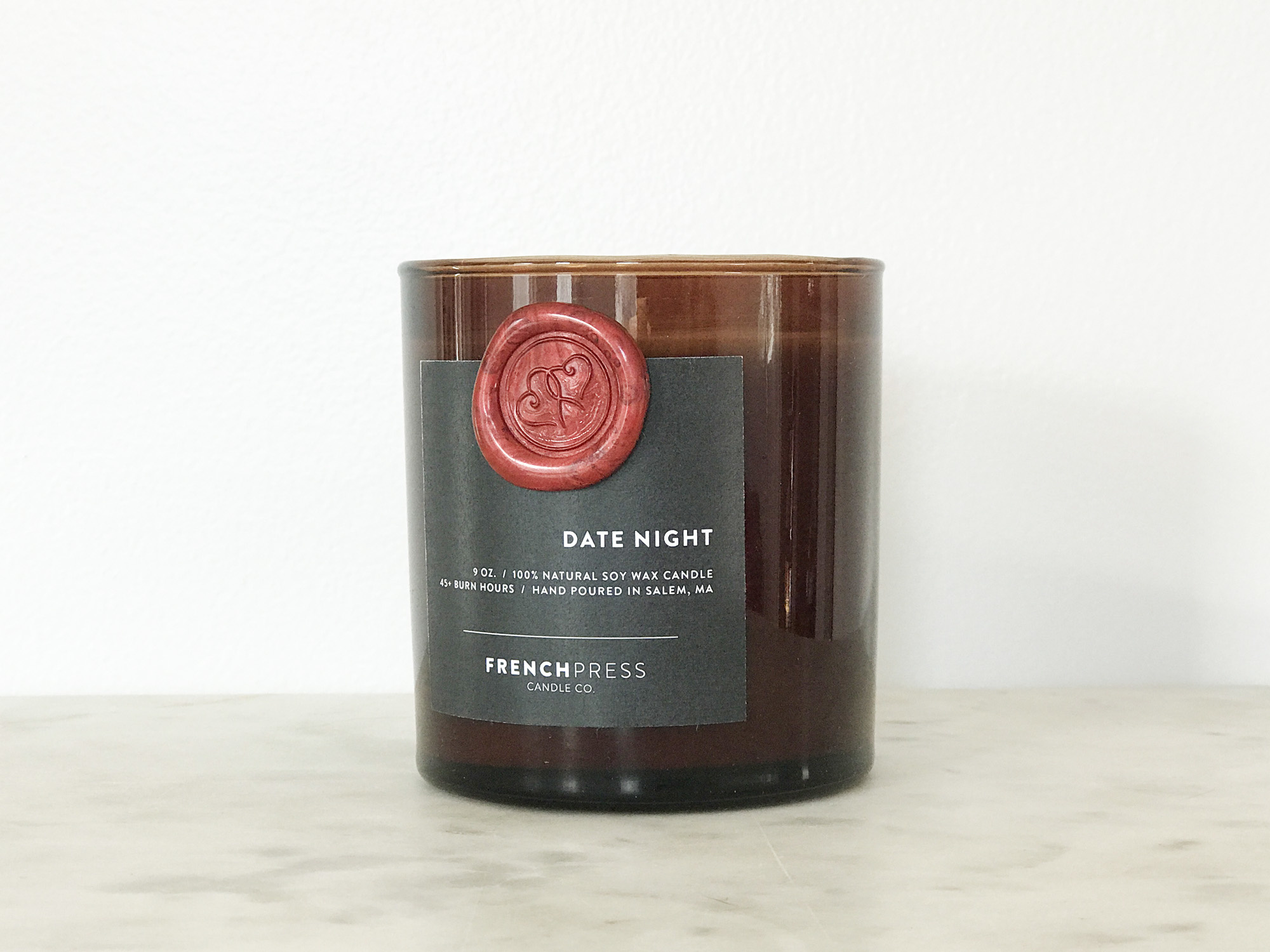 French Press Soy Candle-4