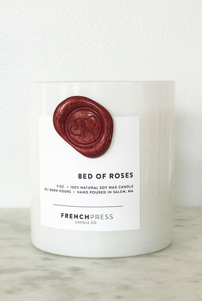 French Press Soy Candle