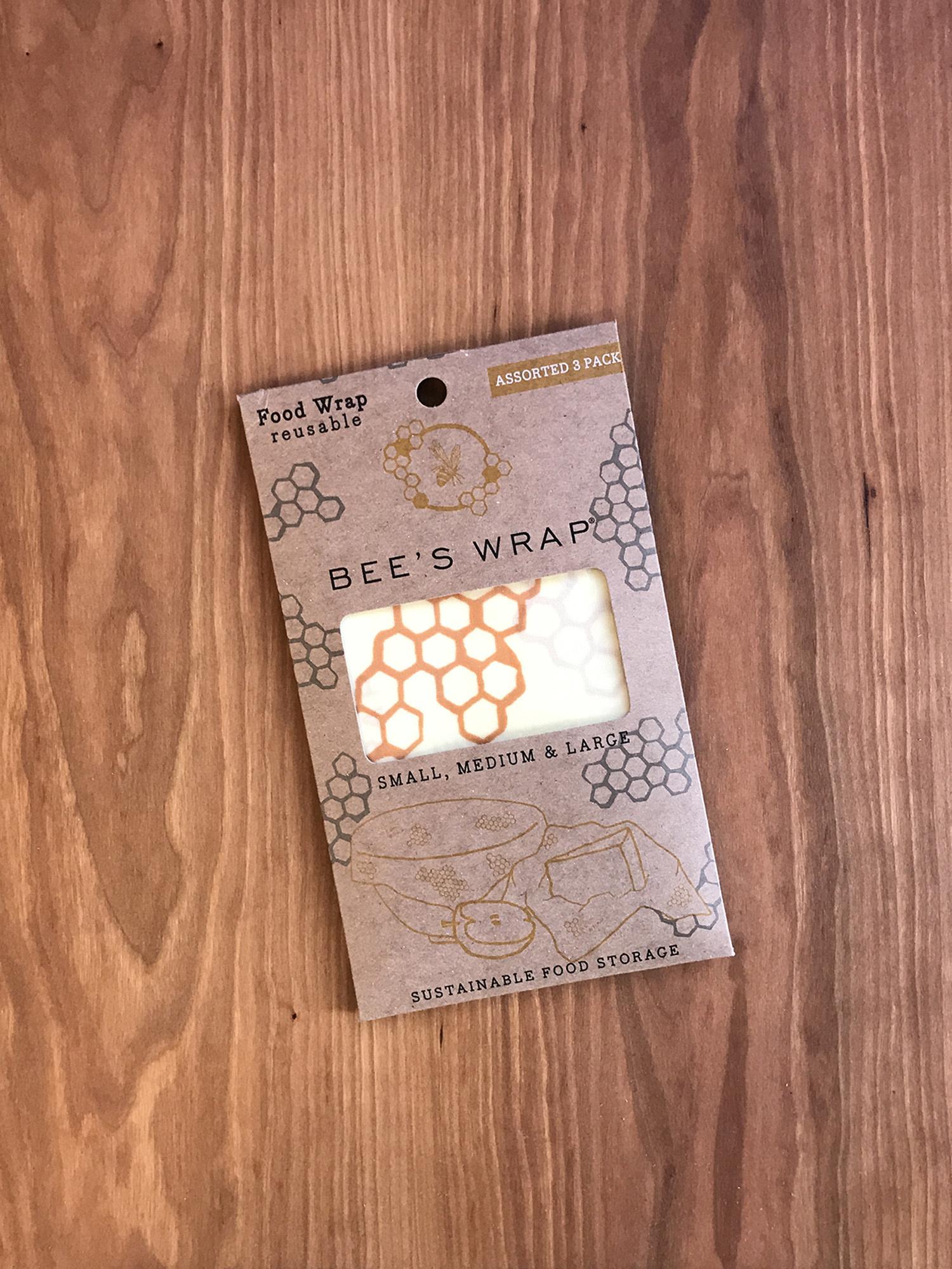 Bee's Wrap Reusable Wraps-2