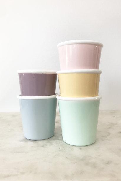 Bormioli Rocco Glass Espresso Cup, 3.5 oz.