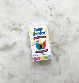 Frontier Co-Op Color Garden Natural Food Coloring, 5 pack
