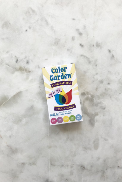 Color Garden Natural Food Coloring, 5 pack
