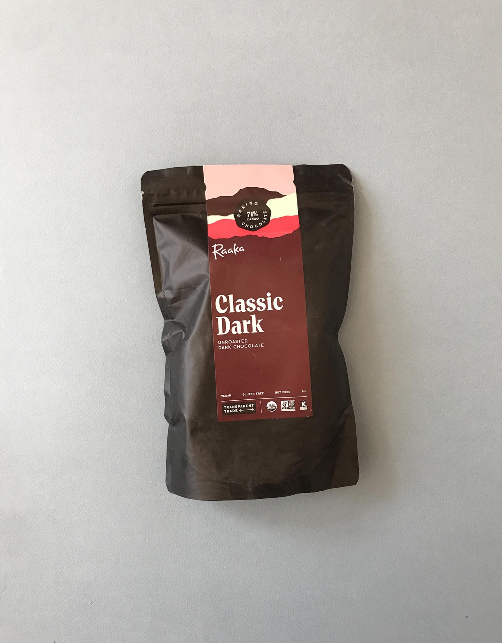 Raaka Chocolate Raaka Baking Chocolate