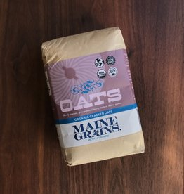 Maine Grains Cracked Oats, 2.4 lbs.