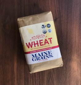 Maine Grains Organic Whole Wheat Flour, 2.4 lbs.