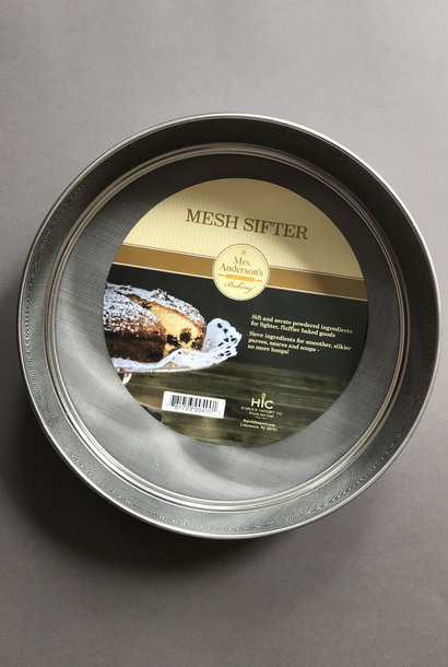 Mrs. Anderson's Stainless Tamis Mesh Sifter