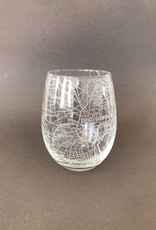 Well Told Well Told Hometown Providence Stemless Wine GLASS