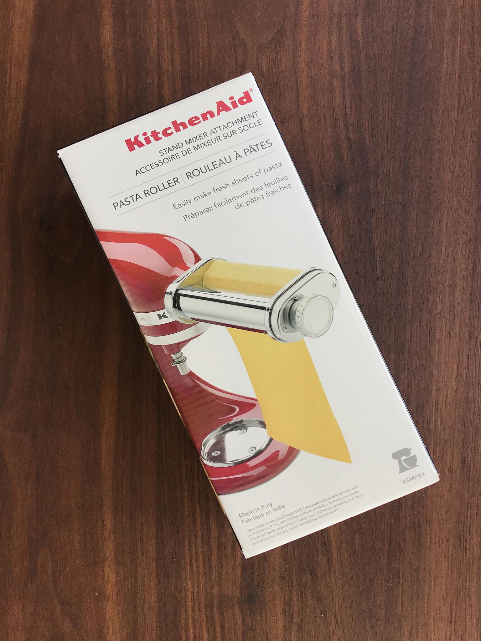 KitchenAid Pasta Roller Attachment-1