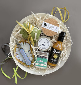 Oyster Lover's Gift- featuring Maya Cream Bowl