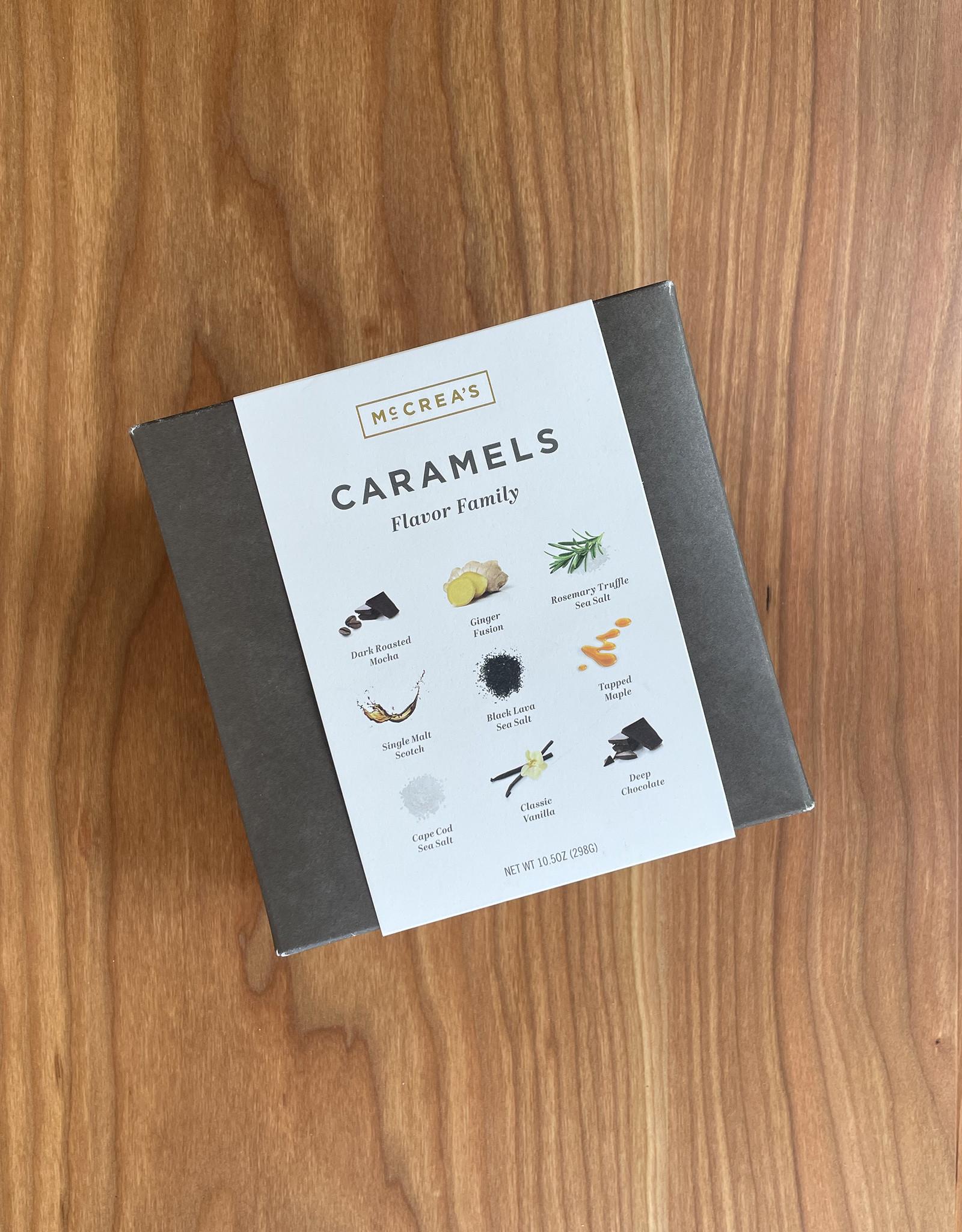 McCrea's Candies McCrea's Caramel Box of 36 Flavors