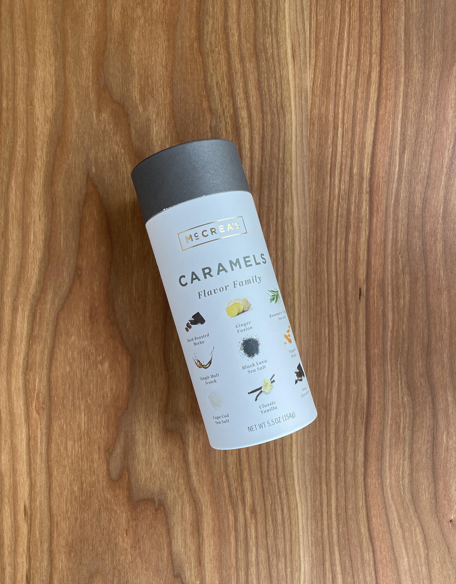 McCrea's Candies McCrea's Candies Caramel 5.5 oz tube Favor Family