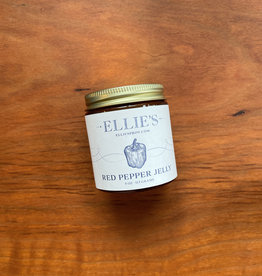 Ellie's Red Pepper Jelly, 4 oz.
