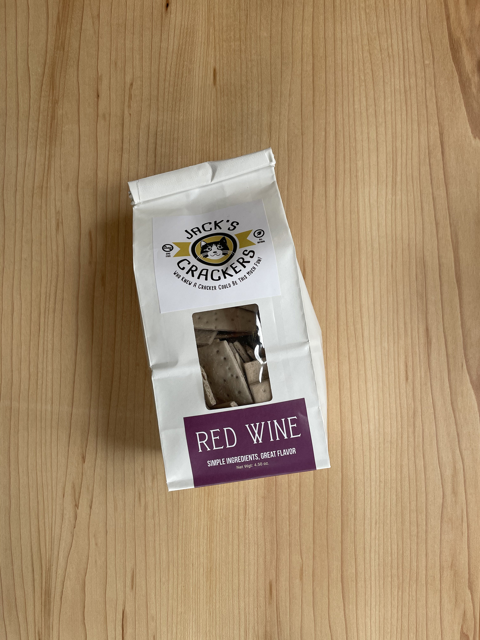 Jack's Crackers Red Wine-1