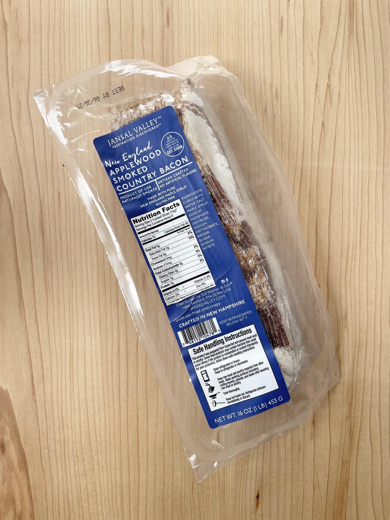 Jansal Valley Bacon Applewood Smoked-1