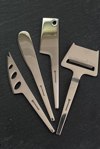 Swissmar Slimline Stainless Cheese Knives