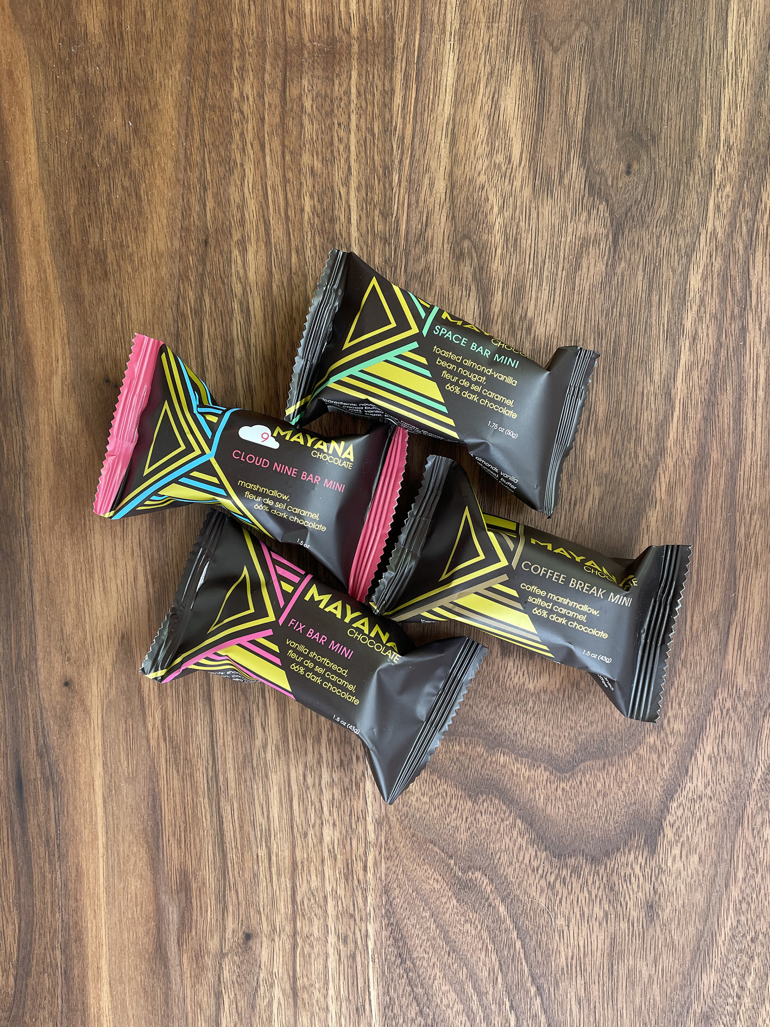 Mayana Mini Chocolate Bar-1