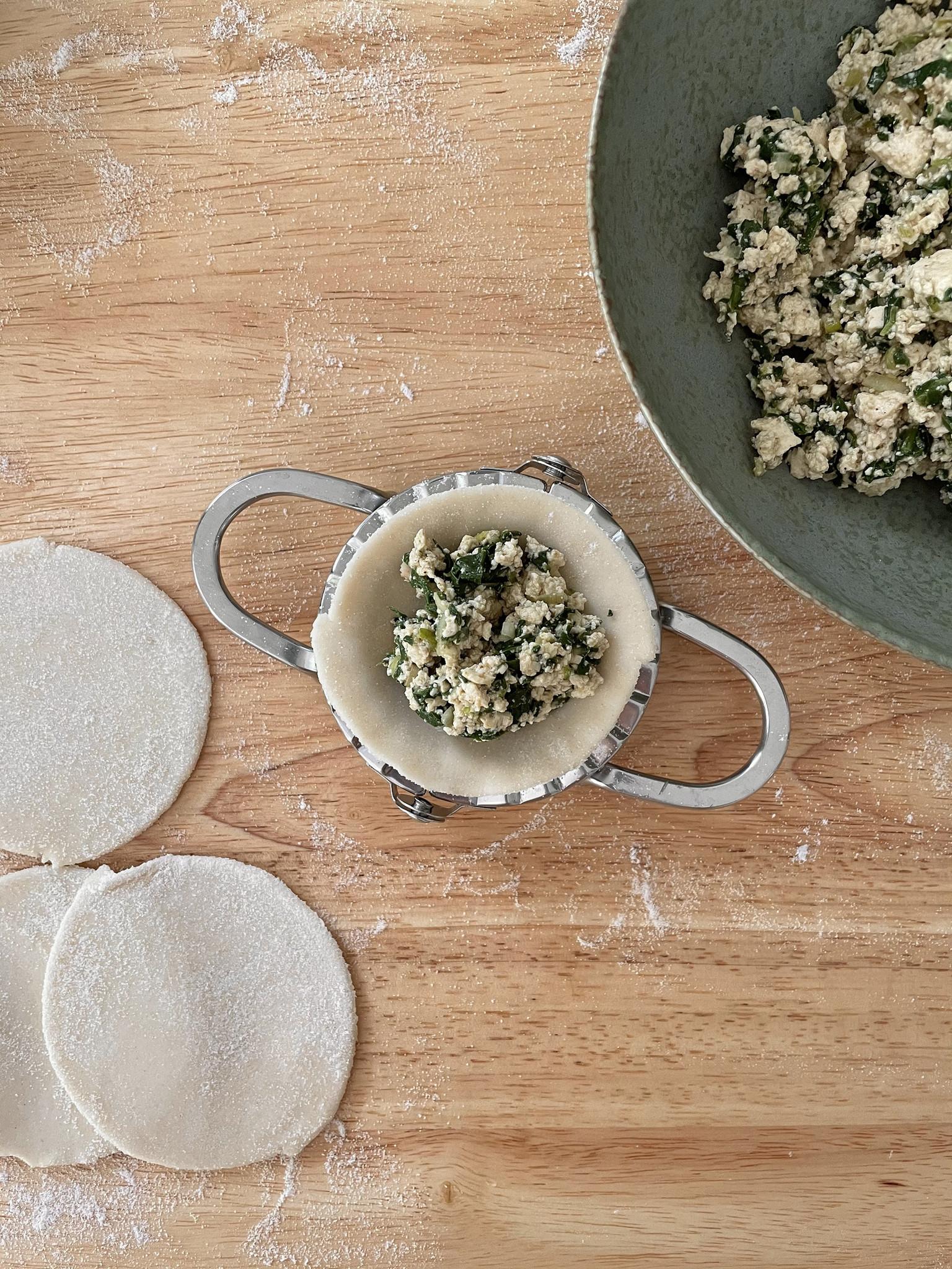 Nordic Ware Stainless Dumpling Maker-3