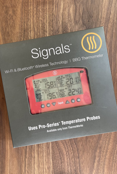 ThermoWorks Signals™ BBQ Thermometer
