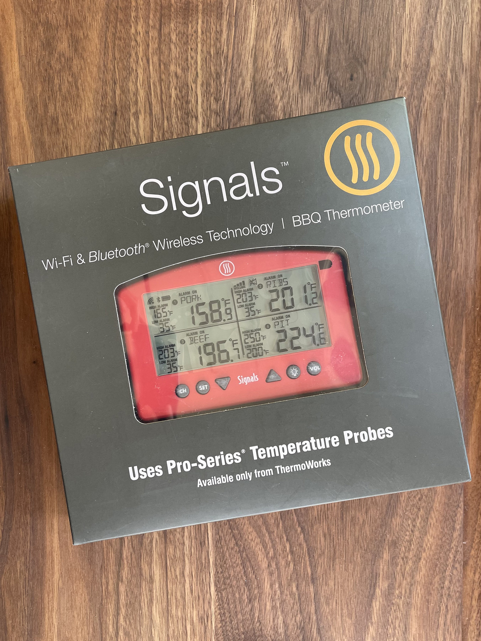 ThermoWorks Signals™ Thermometer-1