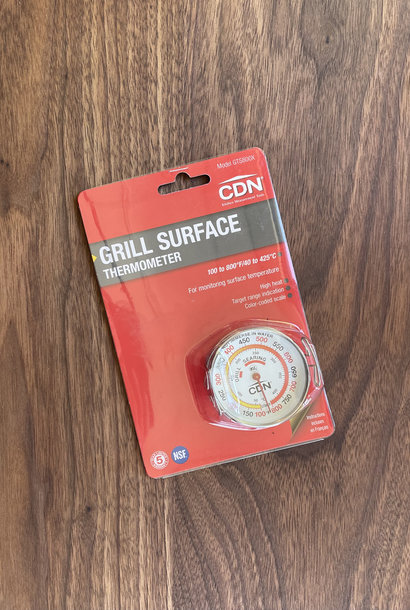 CDN Surface Grill Thermometer