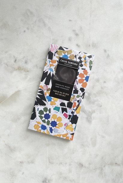 Cacao Sampaka Dark Chocolate Bar with Ibiza Sea Salt