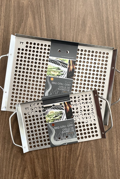 Outset Stainless BBQ Grid