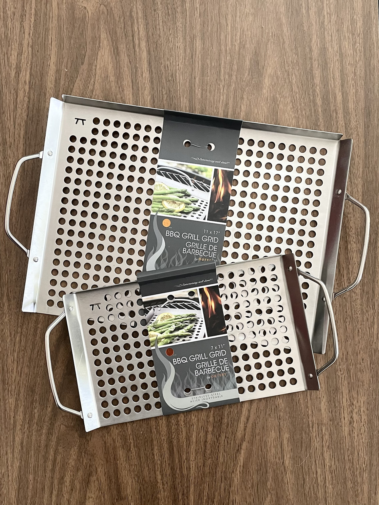 Outset Stainless BBQ Grid-1